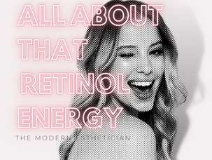 RETINOL IS AN ANTI-AGING POWERHOUSE AND HAS BIG **** ENERGY IN THE SKINCARE WORLD