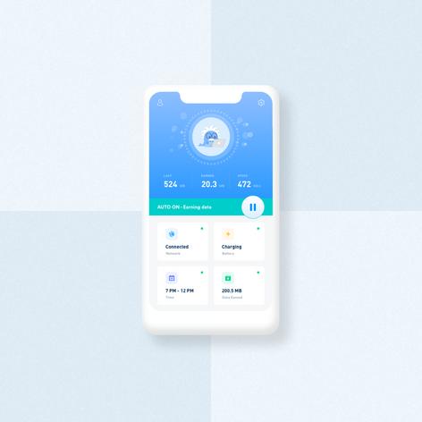 Bonus - The Data Earning App
