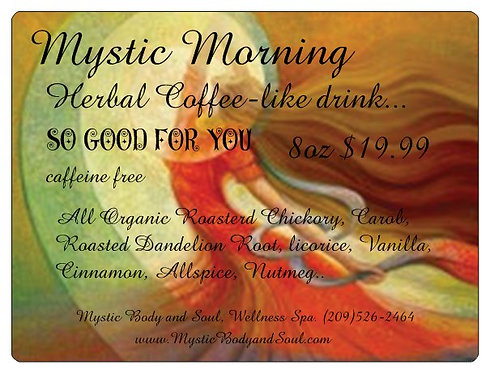 MYSTIC MORNING ORGANIC TEA