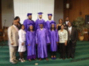 Third Annual Graduation of the Kingdom T