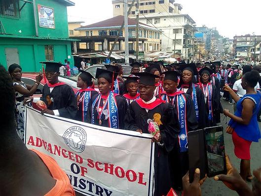 ASOM Graduates 2019