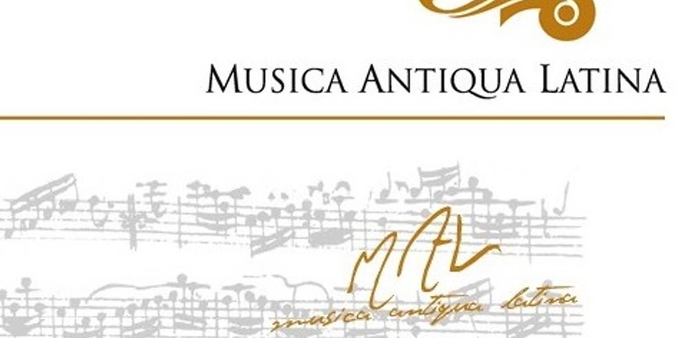 Musica Antiqua Latina / Pamela Villoresi, voce recitante