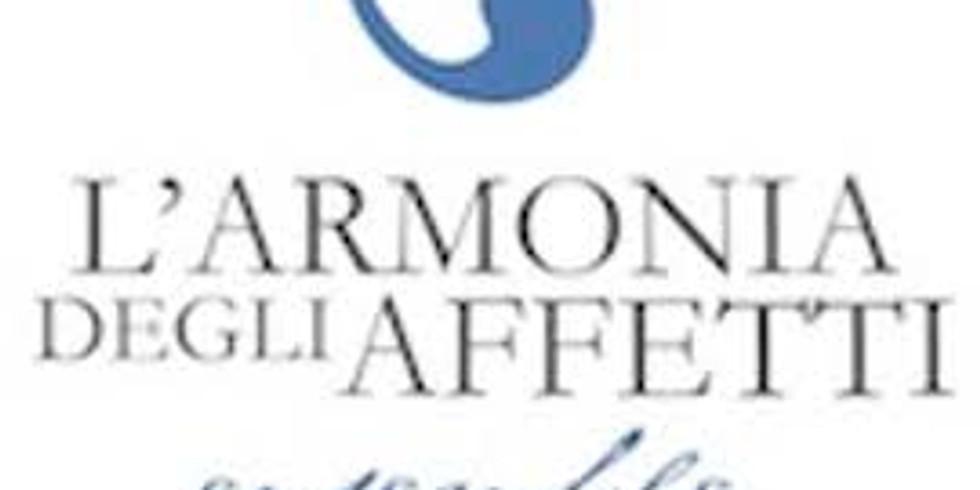 Lamentationes Jeremiae - L'Armonia degli affetti ensemble