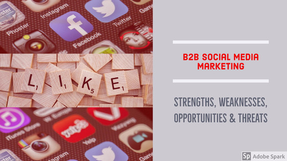 #2MinSWOT: B2B Social Media Marketing