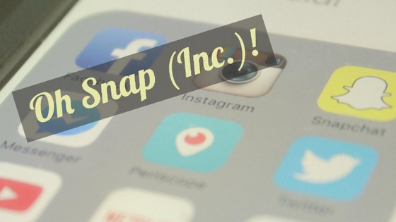 The OH SNAP of Snap Inc.