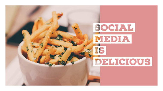 Take a Bite Out of Social Media
