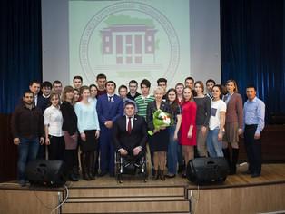 Рима Баталова поделилась личным опытом со студентами Башкирского государственного медицинского униве