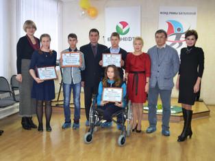 В Башкирии особенные дети в рамках проекта «Спорт доступен каждому» получили сертификаты на экипиров