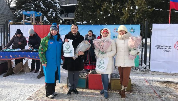 Спартакиада инвалидов в Республике Башкортостан