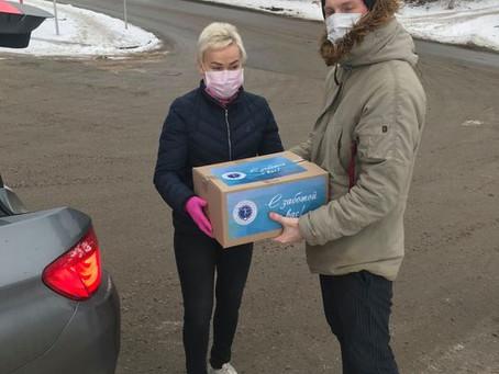 Рима Баталова присоединилась к движению автоволонтеров в нашей республике.