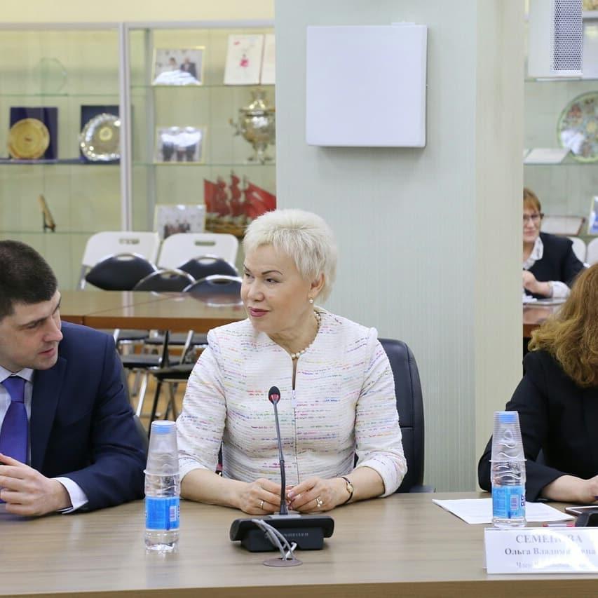 заседание Исполкома ПКР