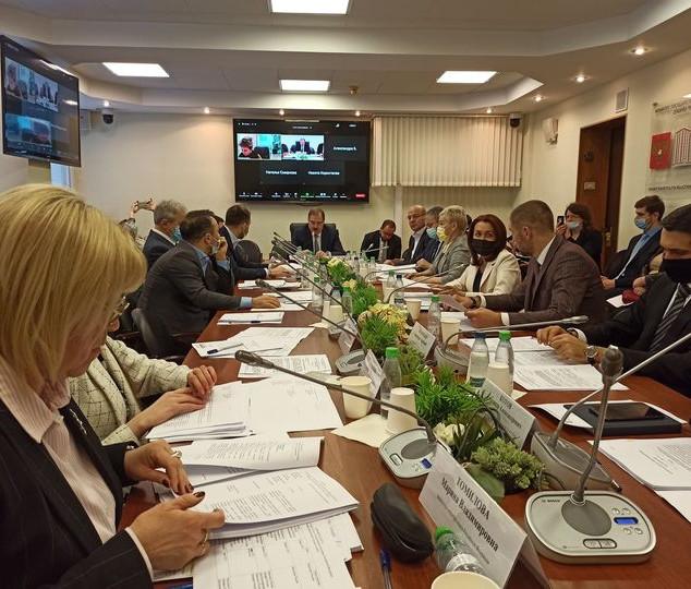 Заседание комитета по физической культур