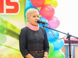 Рима Баталова чествовала победителей и призеров всероссийских Спартакиад учащихся
