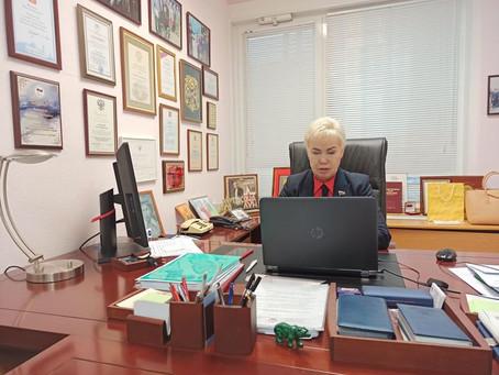 Заседание рабочей группы по развитию школьного спорта при Межведомственной комиссии при Министерстве