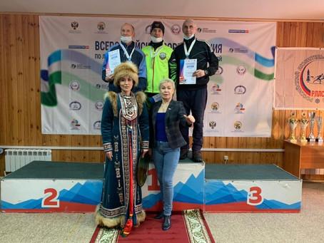 Открытие II Всероссийских соревнований по лыжным гонкам среди спортсменов-любителей