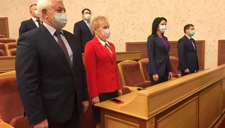 Глава Башкортостана Радий Хабиров выступил с очередным посланием Государственному Собранию - Курулта