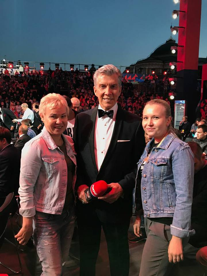 25 лет Федерации бокса России