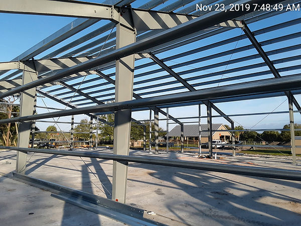 PEMB, steel buildings, steel building erection, Pre Engineered Metal Building, JCS PEMB, JCS Construction Services, Josey's Construction, JCS, North Carolina Steel, Steel Building Erection, James Josey