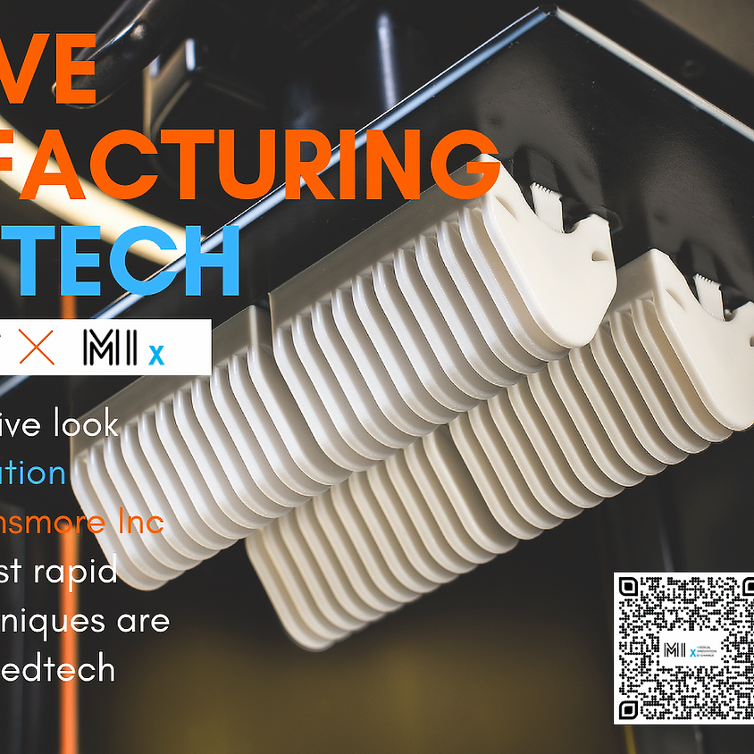Additive Manufacturing in MedTech: An Industry Deep Dive