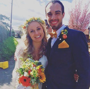 The beautiful couple #rusticwedding #cou