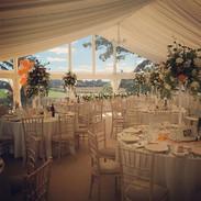 What a view #wedding #weddingflowers.jpg