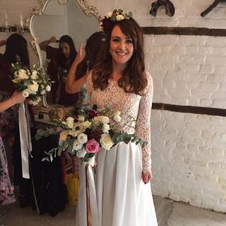 #floweringthroughjuly day 6 #bridalflowe