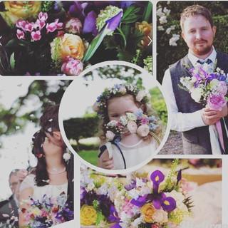 Throwback to a wonderful summer wedding,