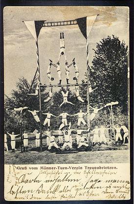 Pyramide MTV 1861 Treuenbrietzen
