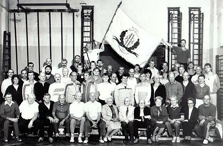 Fahnenweihe MTV Treuenbrietzen 1989