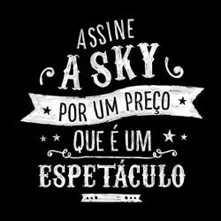 LETREIRO SKY
