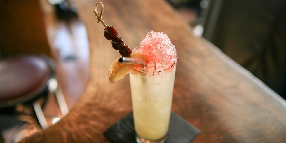 November Cocktails & Conversation with Kevin Dixon