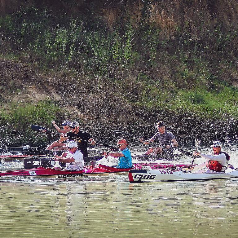 Come & Take It Canoe Race