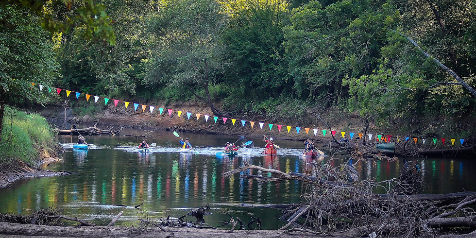 Neches River Wilderness Race