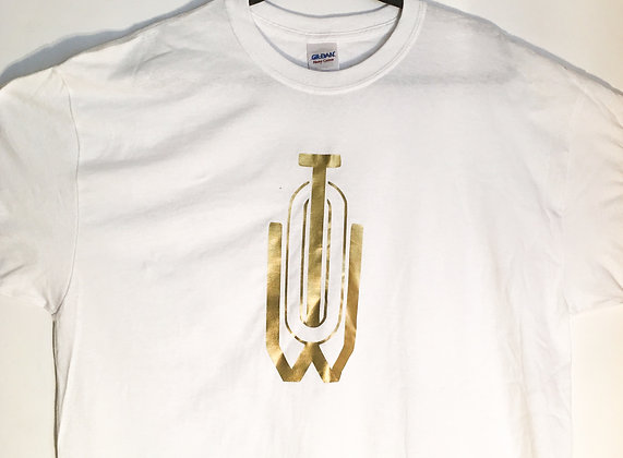 Out This World Ent. Gold & White Tee