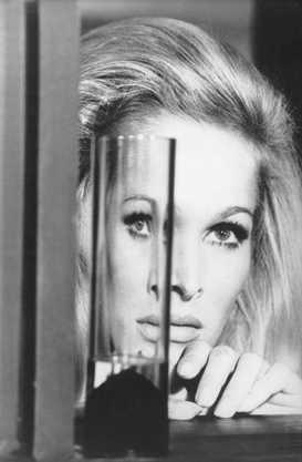 Ursula Andress, Rome 1966