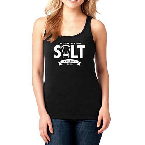 SALT Outreach Women's Racerback Tank