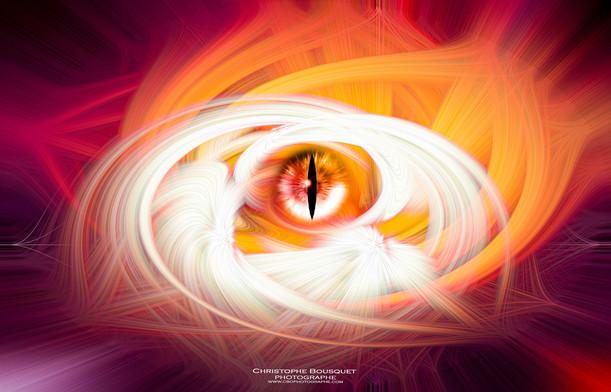"""""""L'oeil de Sauron"""""""