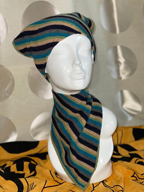HB Striped Knit