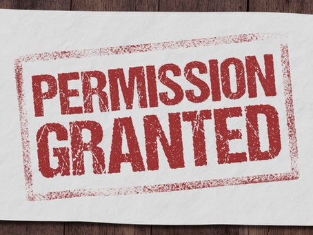 Your Permission Slip