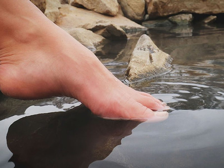 Dipping my toes in