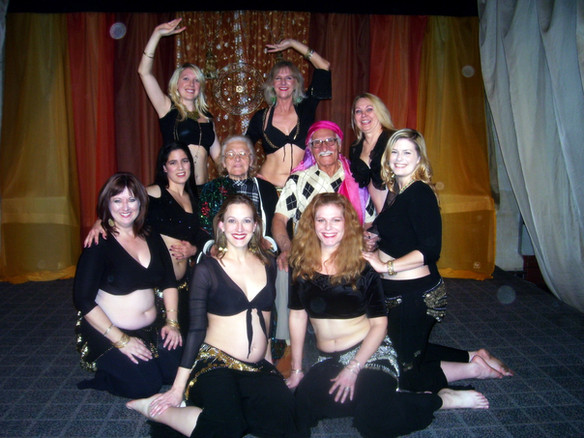 Mirage group photo