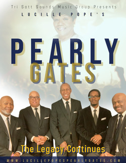 Lucille Pope's Pearly Gates