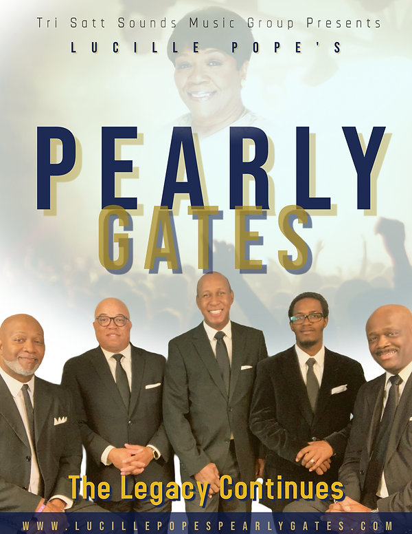 Lucille Pope's Pearly Gates (intro flyer