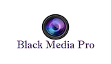 Black-Media-Pro-logo-(multi-color-lens)-