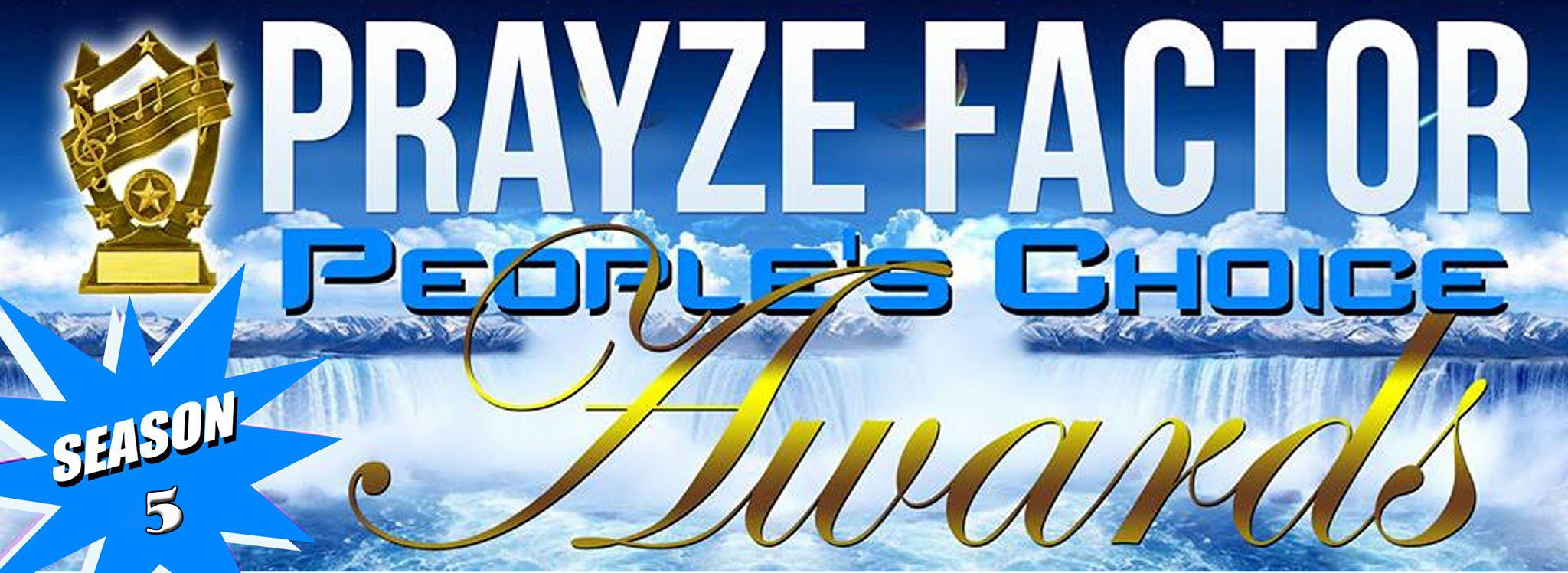 Prayze Factor Season 5