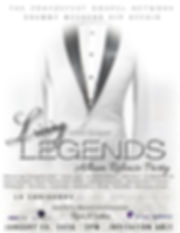 ANNOUNCEMENT #IAM Gospel Legends VIP Rel