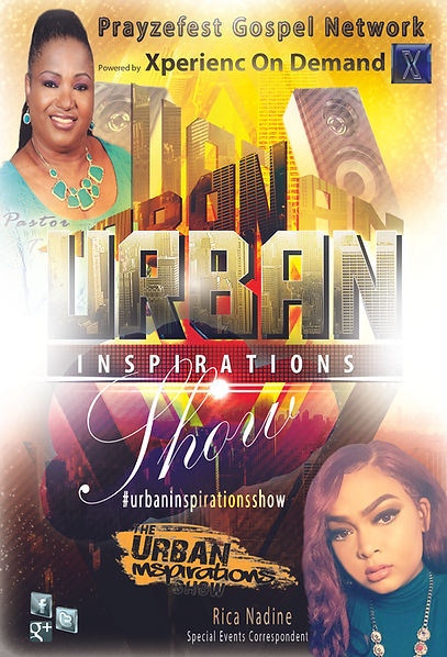 Urban Inspirations on PGN TV (Rica Nadin