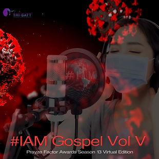 #IAM Gospel Vol V (Prayze Factor Awards