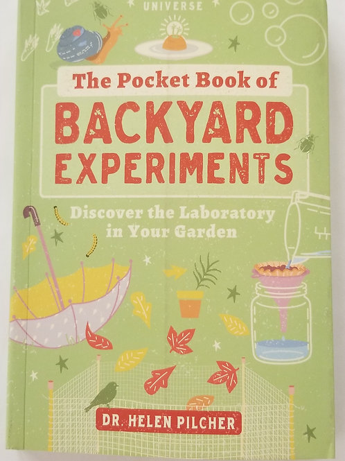 Backyard Experiments Book