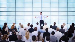 ¿Cómo iniciar tu presentación en público?